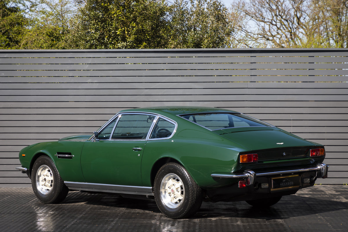 1974 ASTON MARTIN V8 AUTO MK3 ONLY 37200 MILES For Sale (picture 2 of 18)
