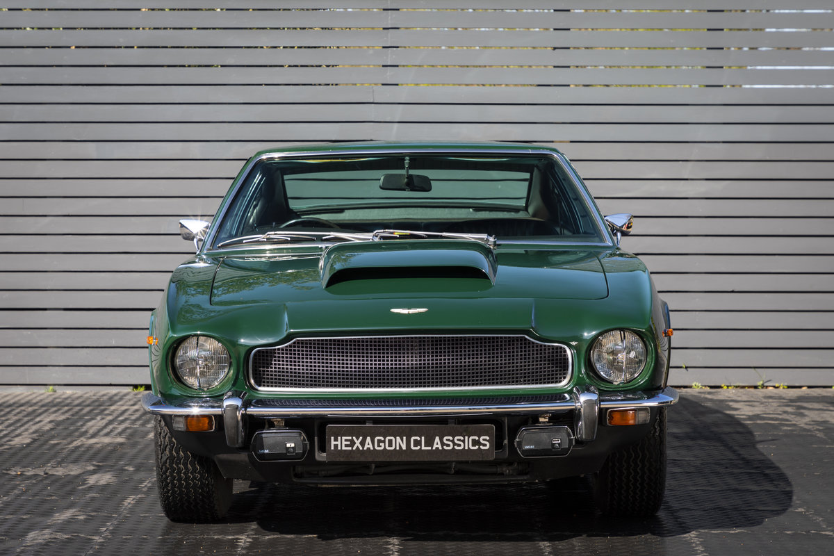 1974 ASTON MARTIN V8 AUTO MK3 ONLY 37200 MILES For Sale (picture 4 of 18)