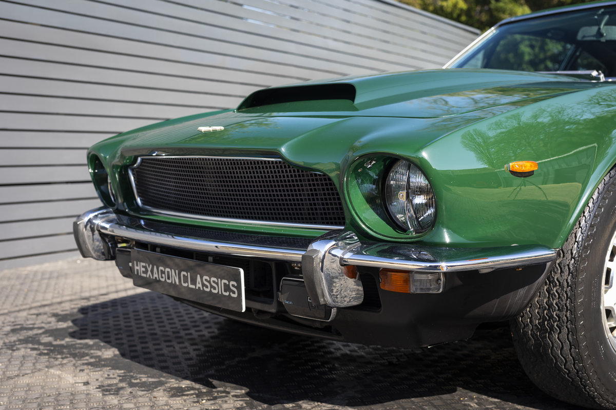 1974 ASTON MARTIN V8 AUTO MK3 ONLY 37200 MILES For Sale (picture 6 of 18)