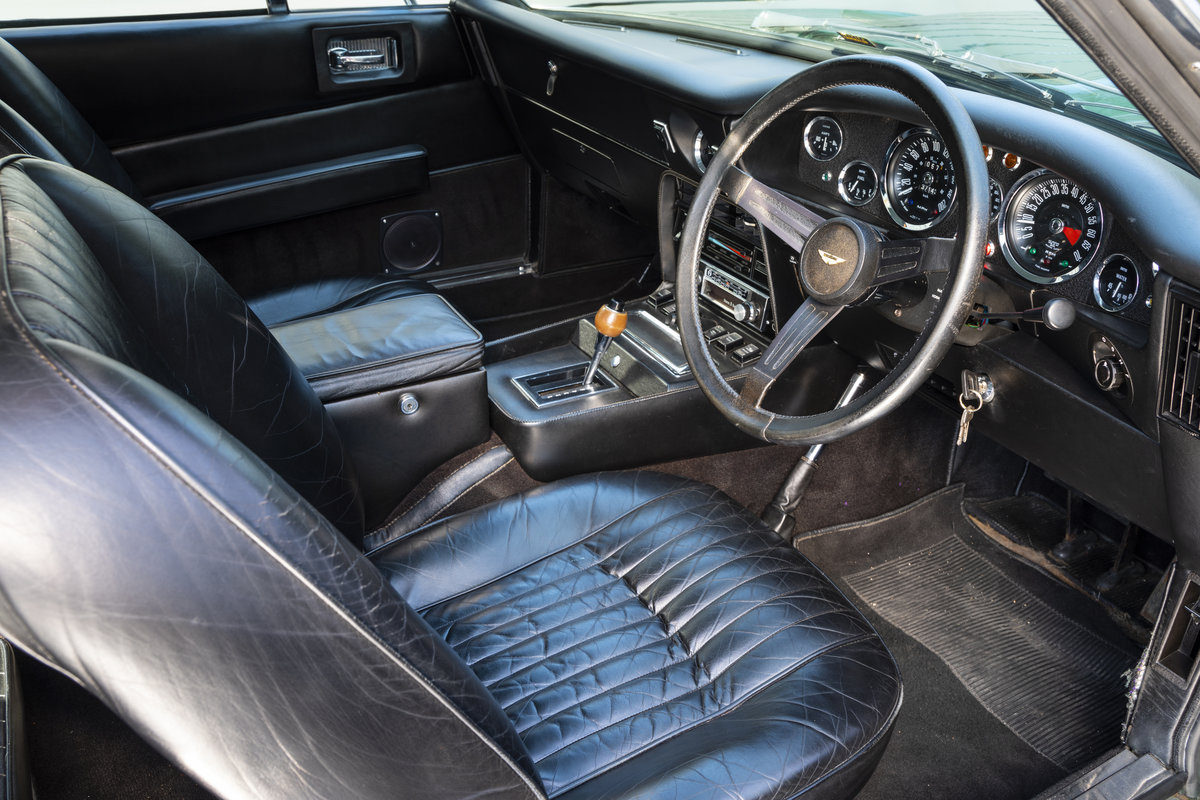 1974 ASTON MARTIN V8 AUTO MK3 ONLY 37200 MILES For Sale (picture 12 of 18)