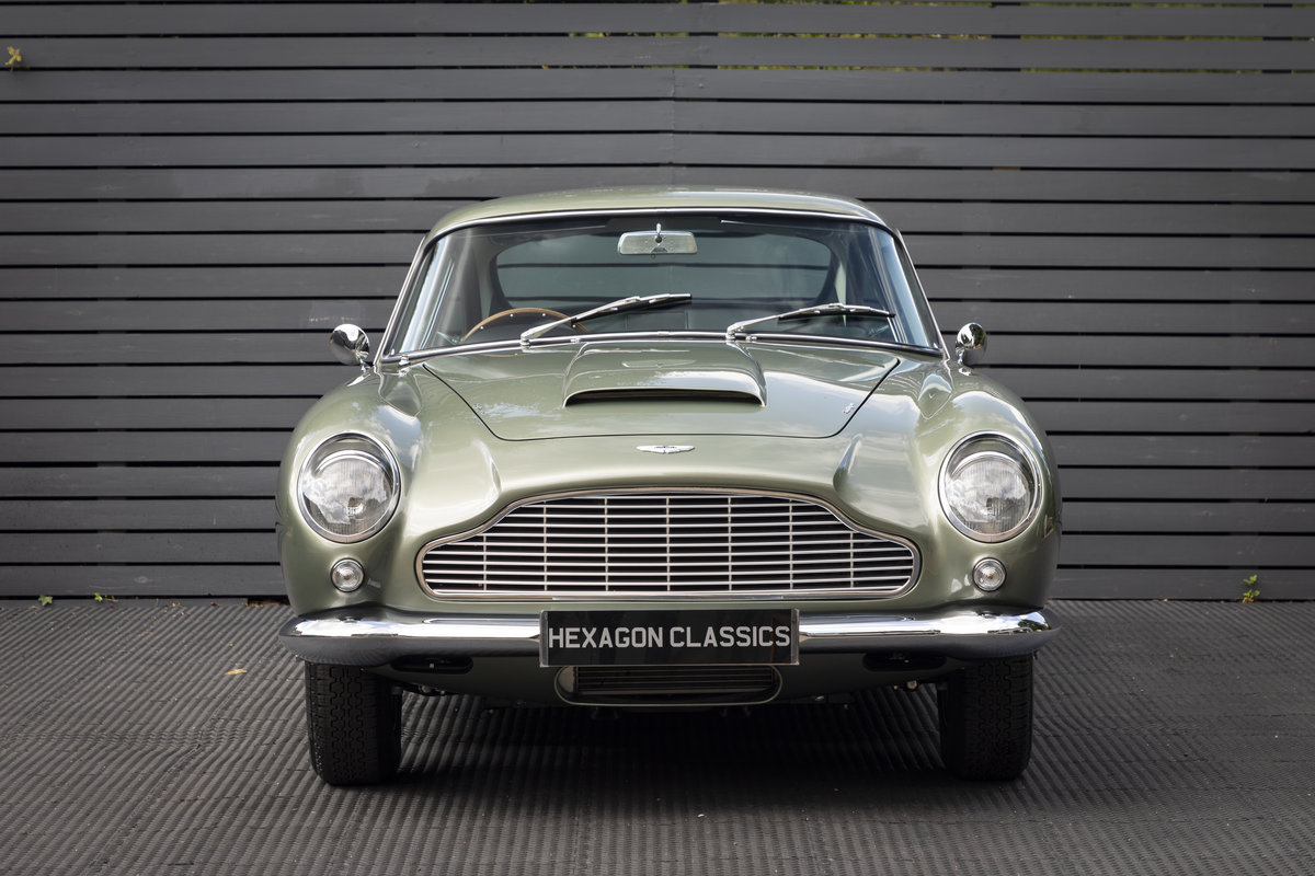 1963 Aston Martin DB4 Series 5 VANTAGE For Sale (picture 4 of 18)