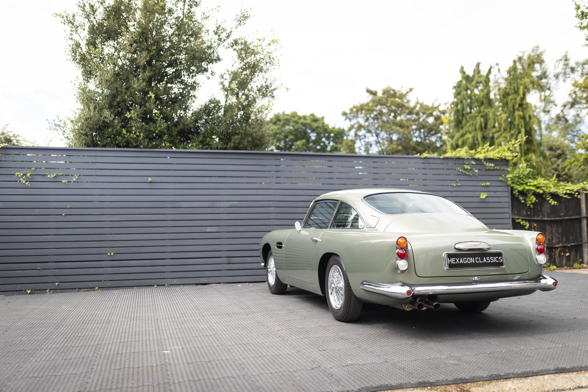 1963 Aston Martin DB4 Series 5 VANTAGE For Sale (picture 6 of 18)