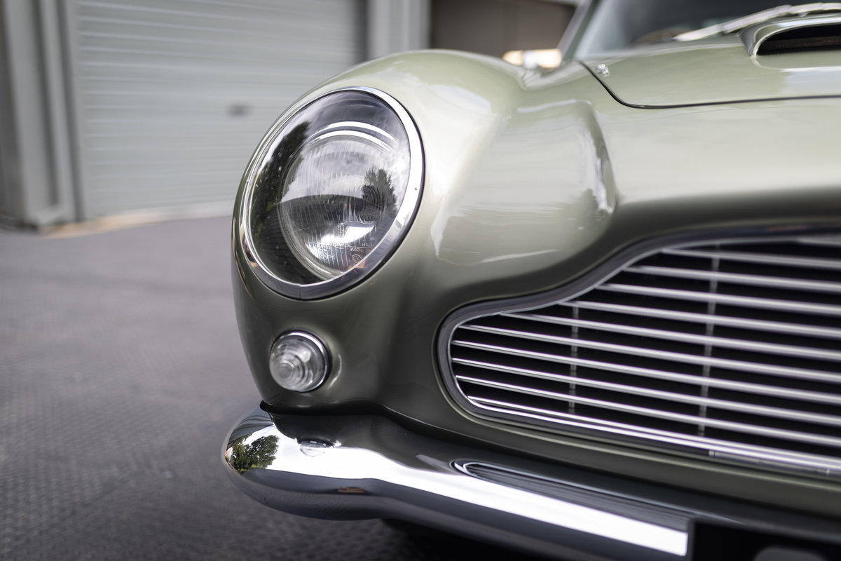 1963 Aston Martin DB4 Series 5 VANTAGE For Sale (picture 7 of 18)