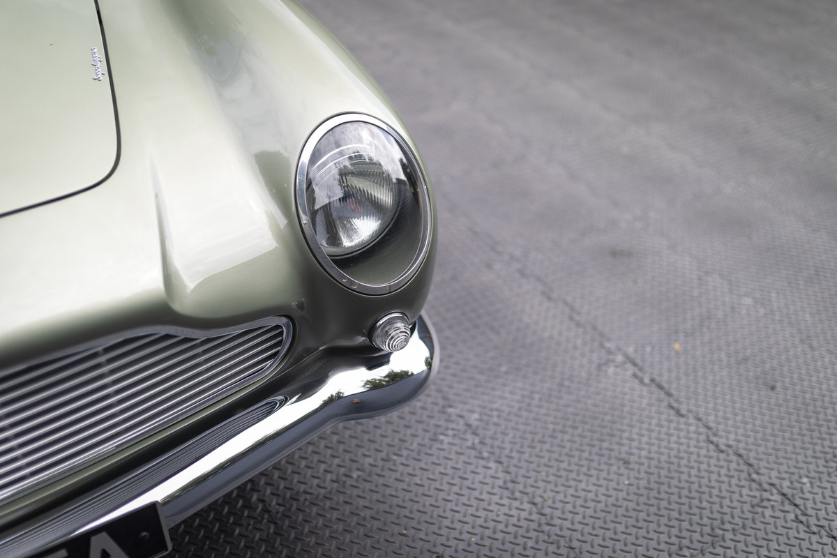1963 Aston Martin DB4 Series 5 VANTAGE For Sale (picture 8 of 18)