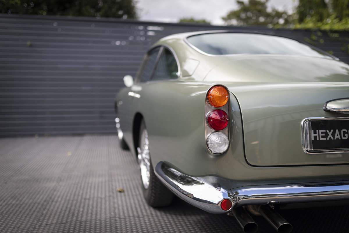 1963 Aston Martin DB4 Series 5 VANTAGE For Sale (picture 9 of 18)