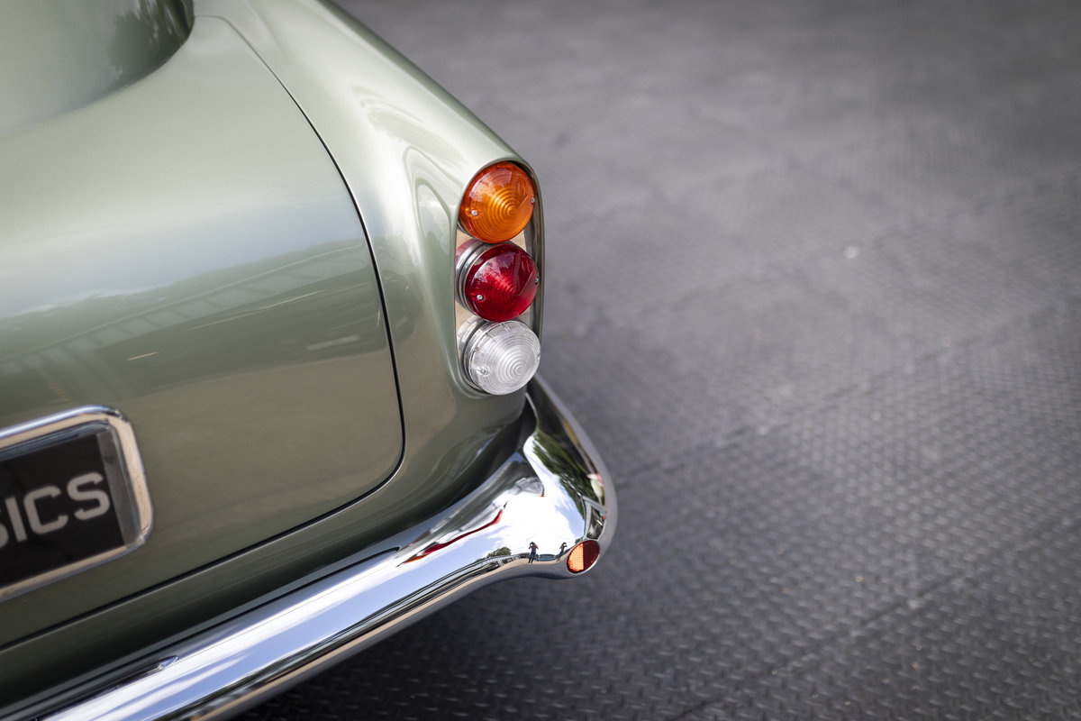 1963 Aston Martin DB4 Series 5 VANTAGE For Sale (picture 10 of 18)