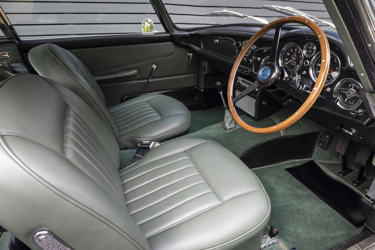 1963 Aston Martin DB4 Series 5 VANTAGE For Sale (picture 11 of 18)