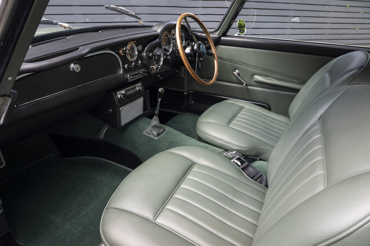 1963 Aston Martin DB4 Series 5 VANTAGE For Sale (picture 12 of 18)