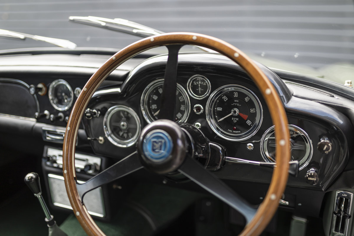 1963 Aston Martin DB4 Series 5 VANTAGE For Sale (picture 13 of 18)