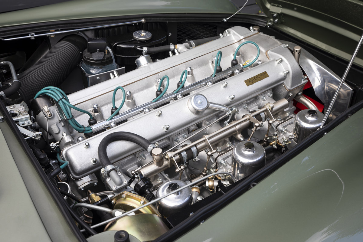 1963 Aston Martin DB4 Series 5 VANTAGE For Sale (picture 17 of 18)