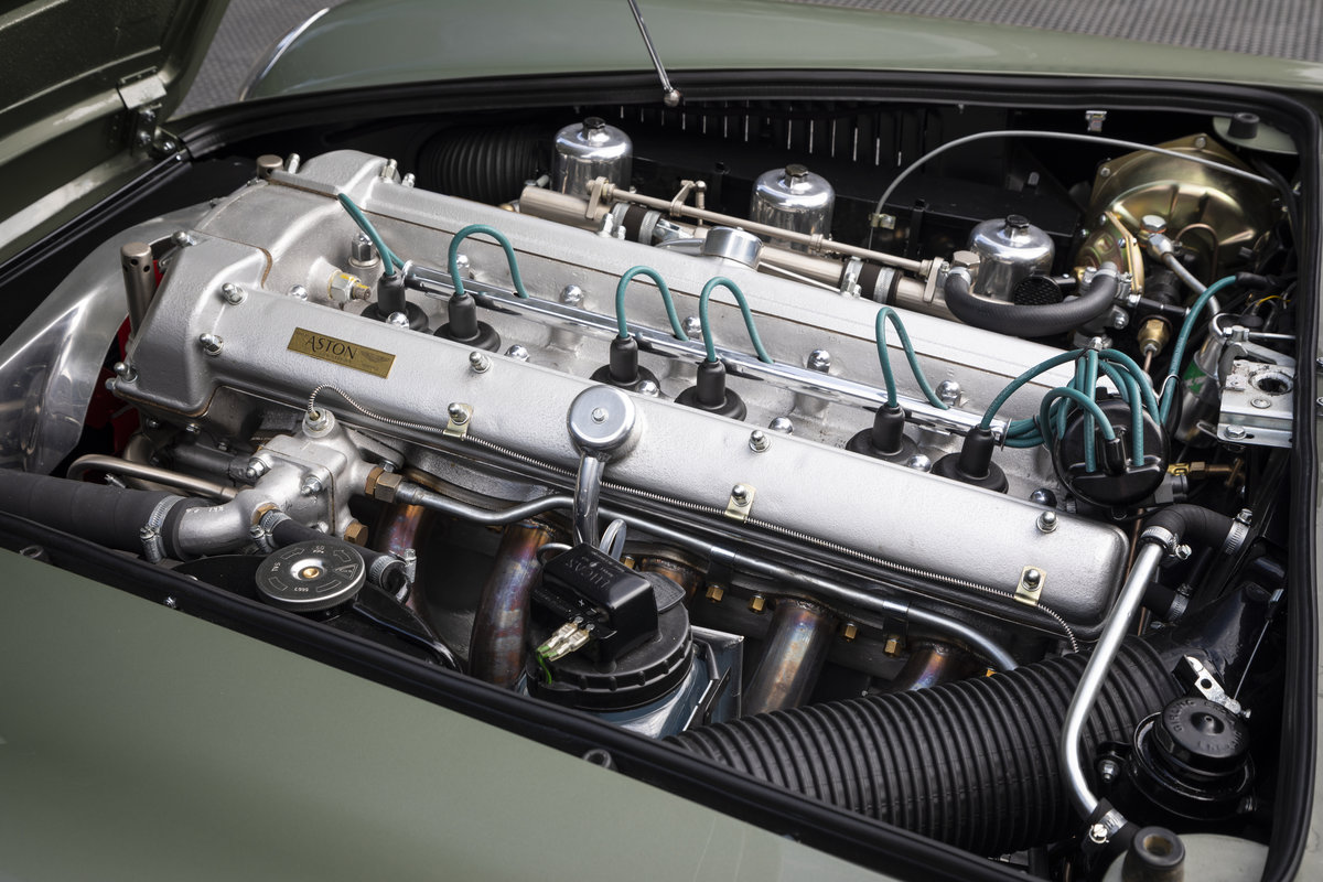 1963 Aston Martin DB4 Series 5 VANTAGE For Sale (picture 18 of 18)