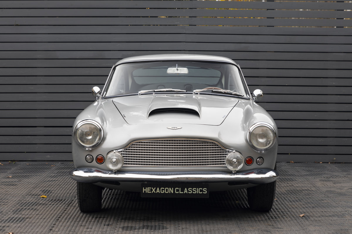 1959 Aston Martin DB4 Series II LHD For Sale (picture 4 of 23)
