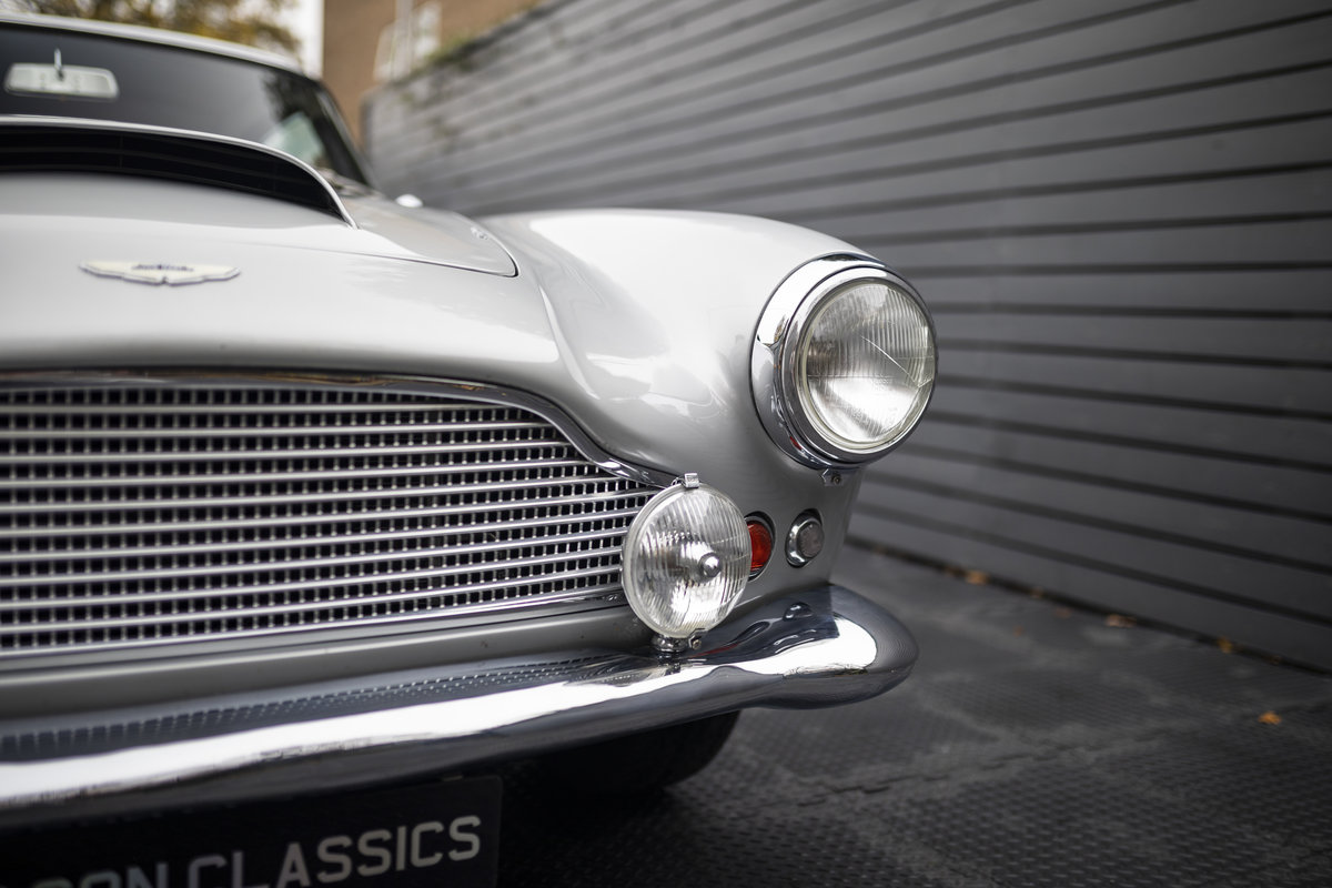 1959 Aston Martin DB4 Series II LHD For Sale (picture 6 of 23)