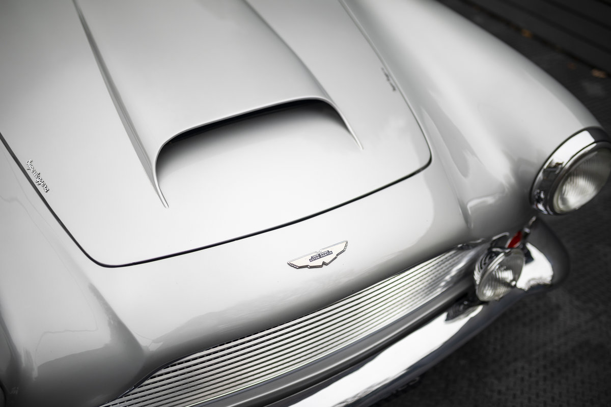1959 Aston Martin DB4 Series II LHD For Sale (picture 8 of 23)