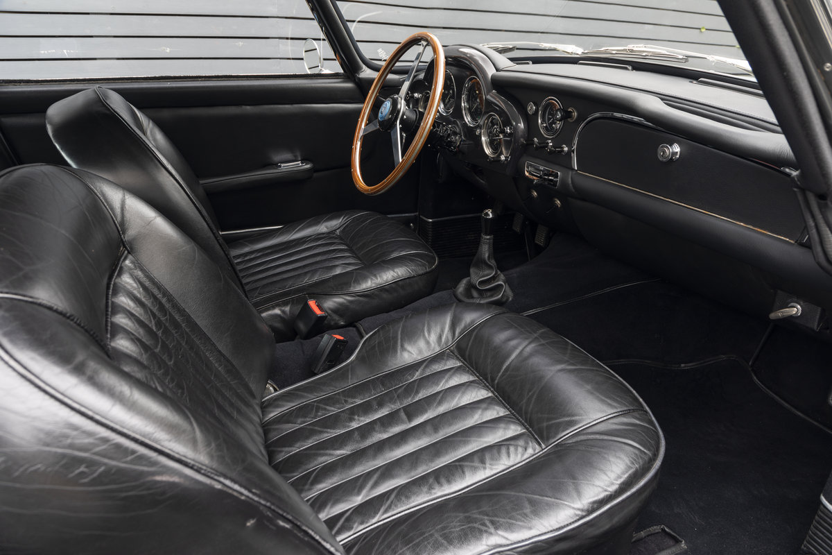 1959 Aston Martin DB4 Series II LHD For Sale (picture 13 of 23)