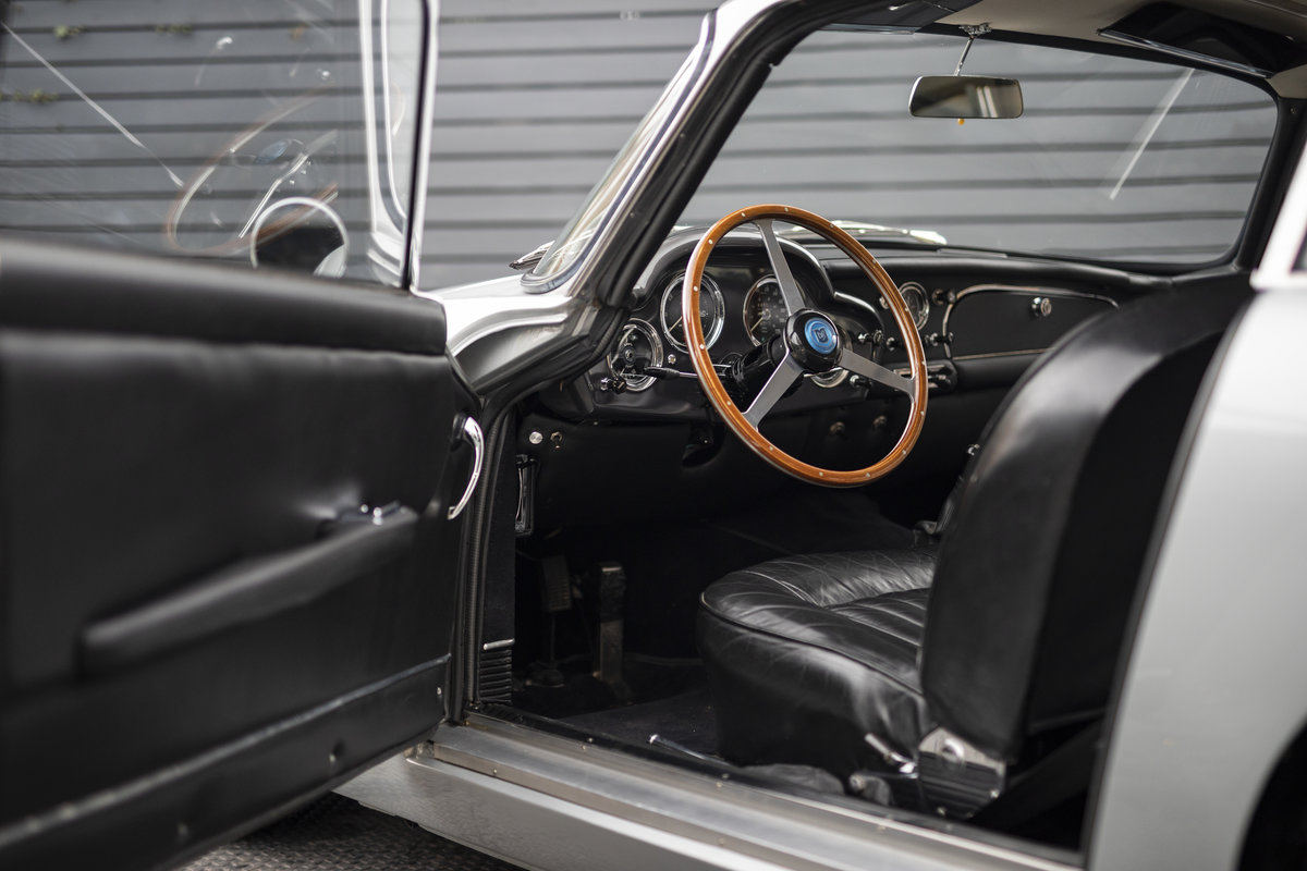 1959 Aston Martin DB4 Series II LHD For Sale (picture 14 of 23)