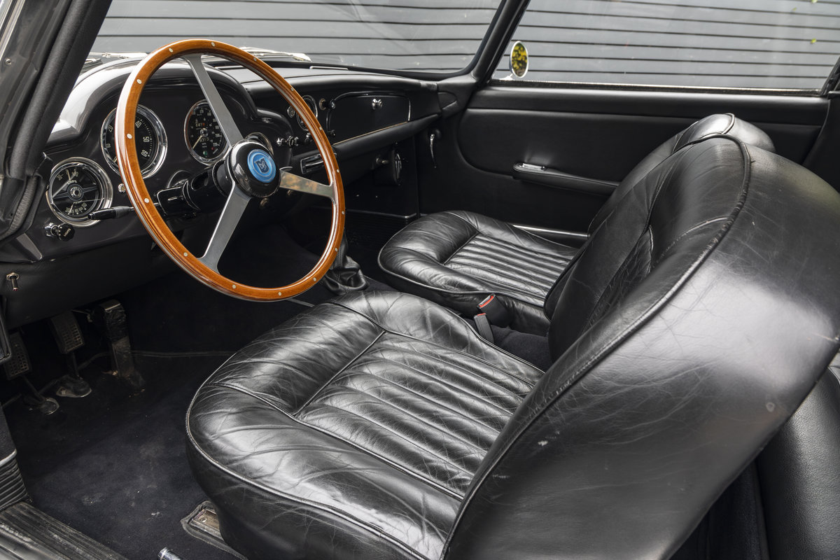 1959 Aston Martin DB4 Series II LHD For Sale (picture 15 of 23)