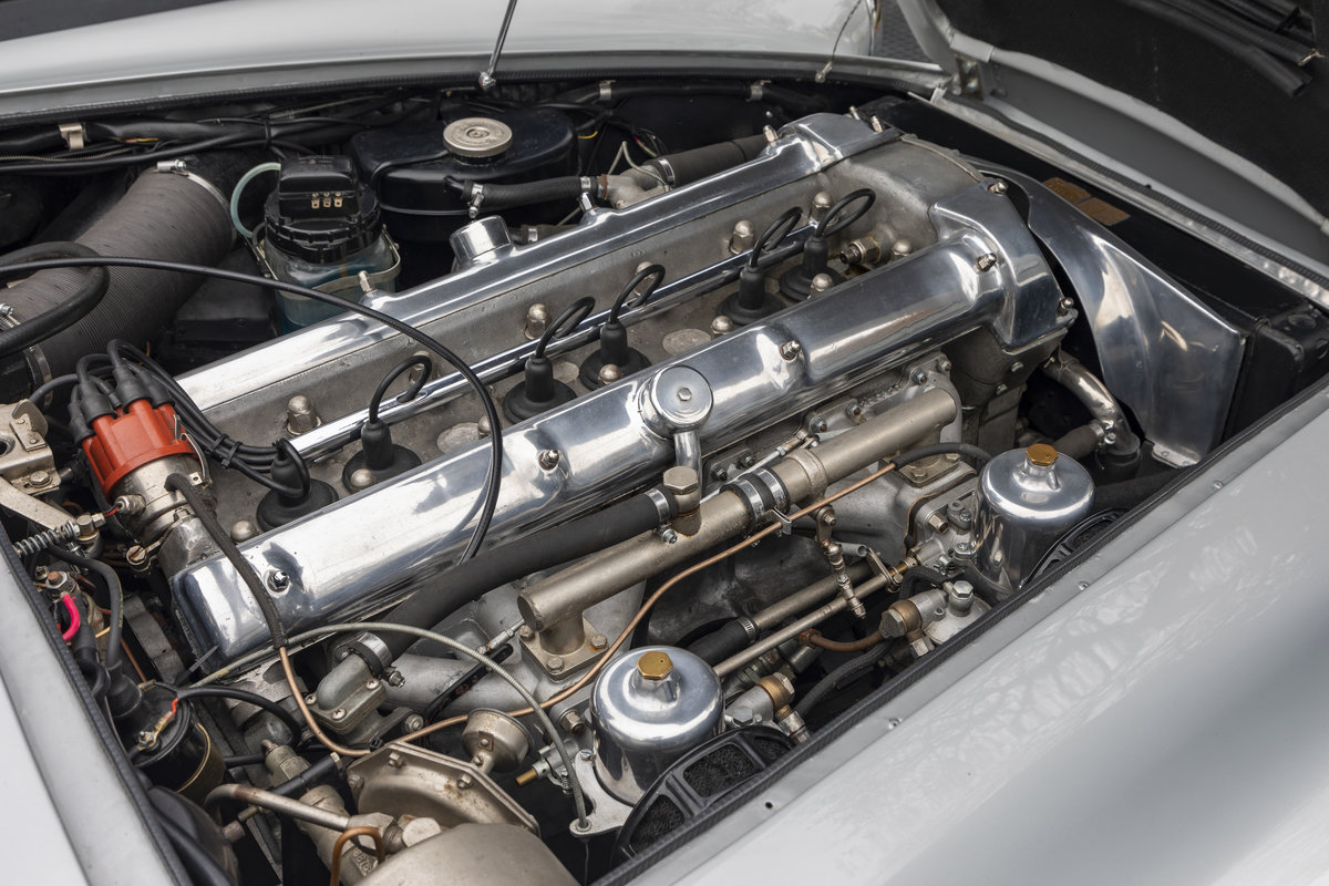 1959 Aston Martin DB4 Series II LHD For Sale (picture 19 of 23)