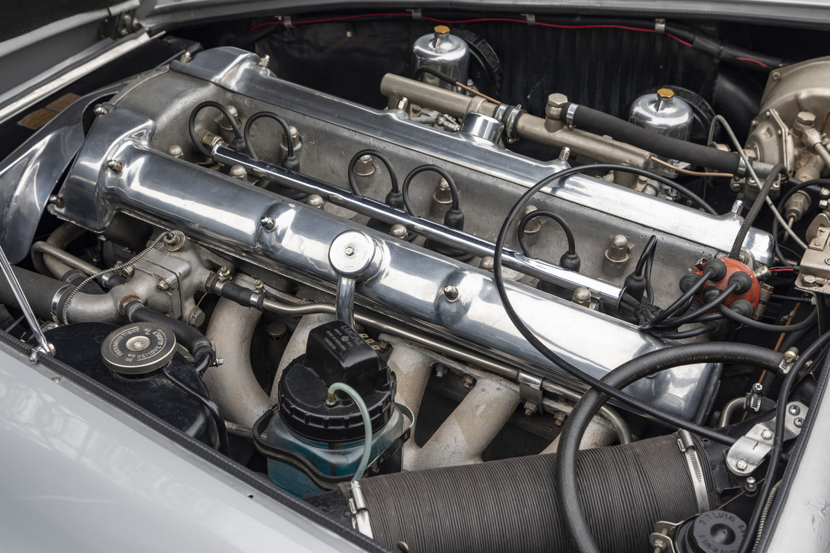 1959 Aston Martin DB4 Series II LHD For Sale (picture 21 of 23)