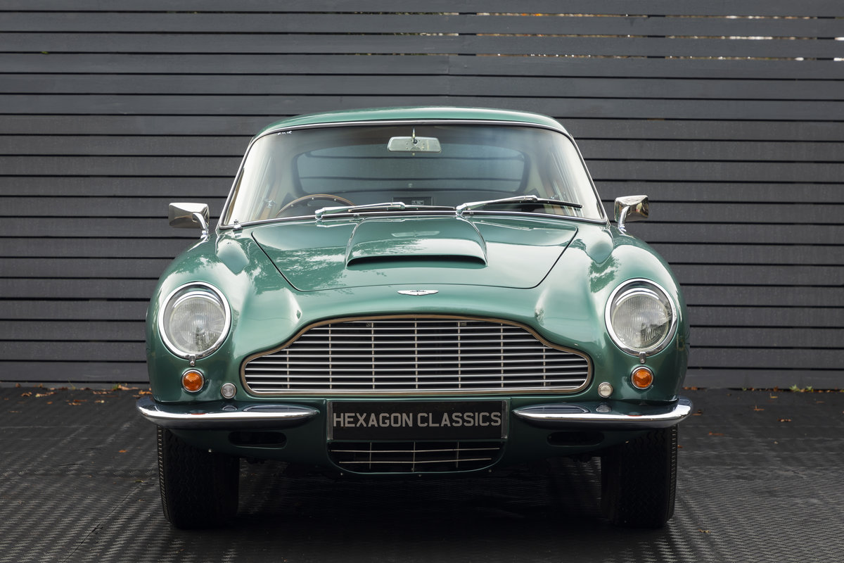 1970 Aston Martin DB6 MkII  For Sale (picture 4 of 19)