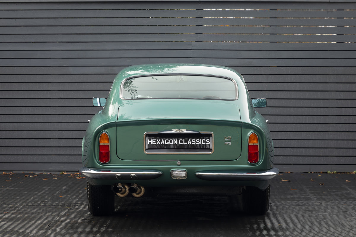 1970 Aston Martin DB6 MkII  For Sale (picture 5 of 19)