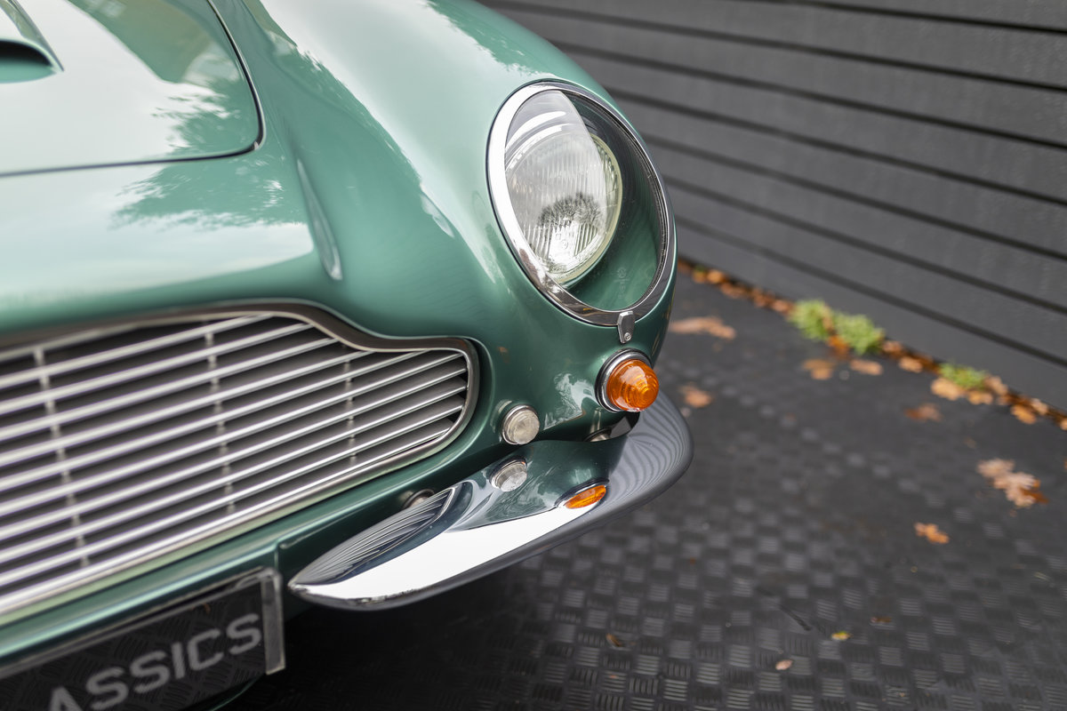 1970 Aston Martin DB6 MkII  For Sale (picture 10 of 19)
