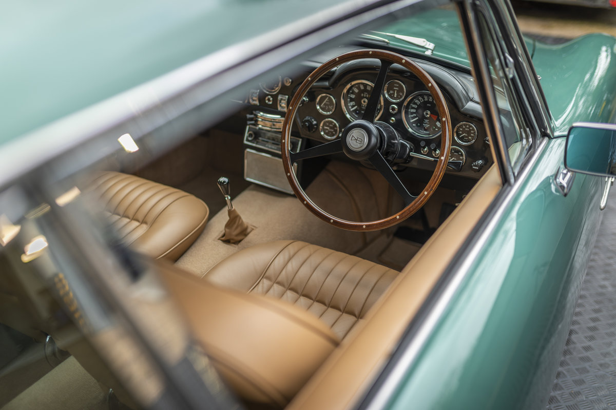 1970 Aston Martin DB6 MkII  For Sale (picture 11 of 19)