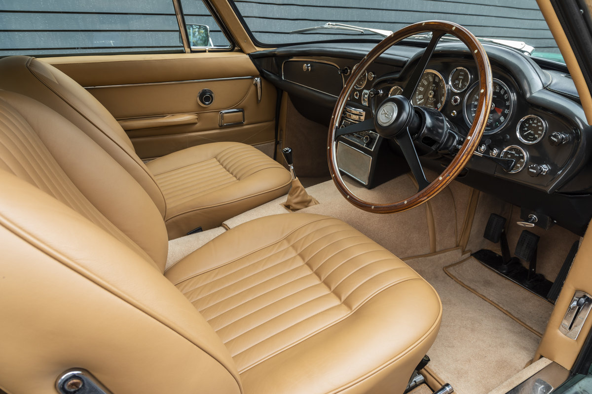1970 Aston Martin DB6 MkII  For Sale (picture 12 of 19)