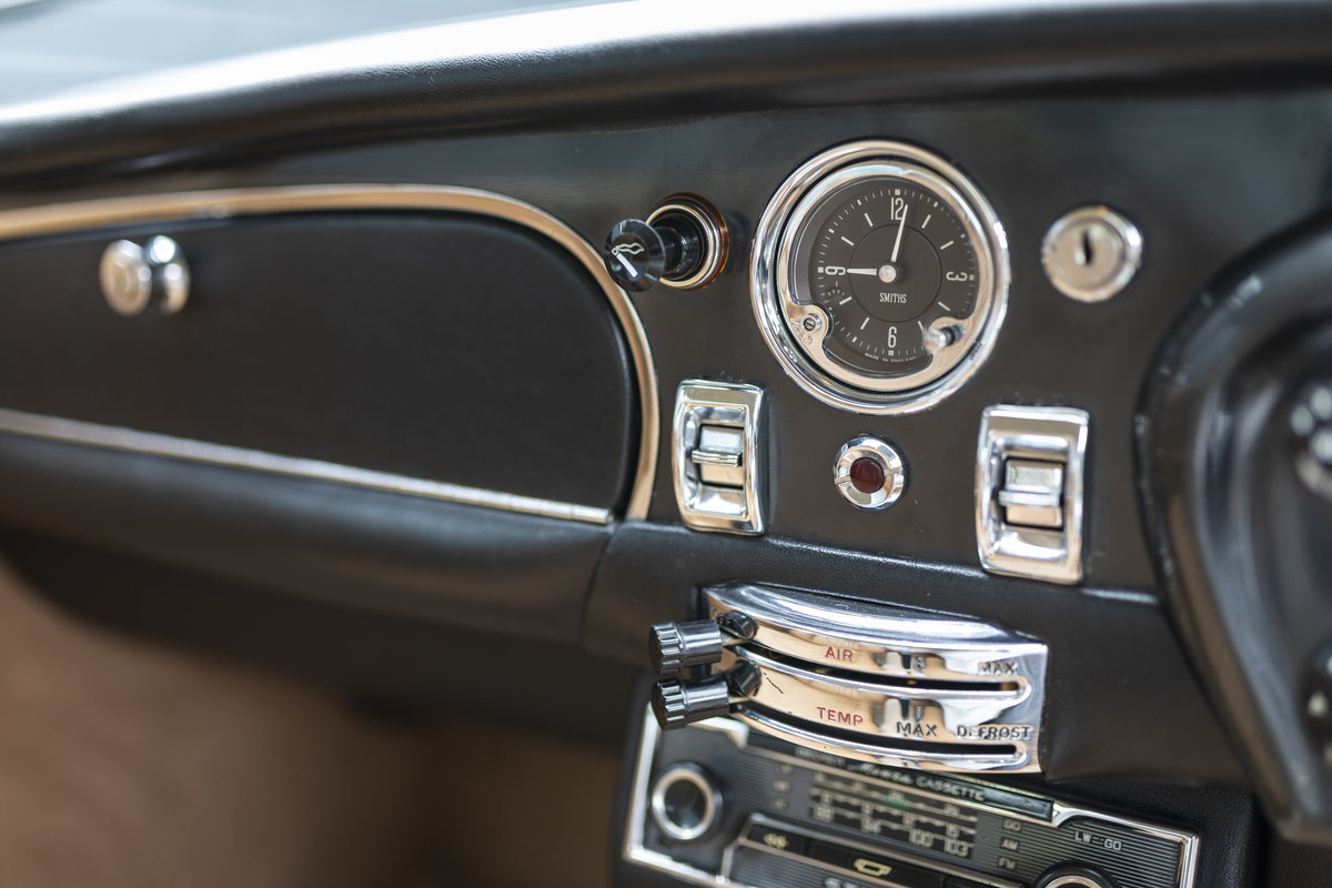 1970 Aston Martin DB6 MkII  For Sale (picture 15 of 19)