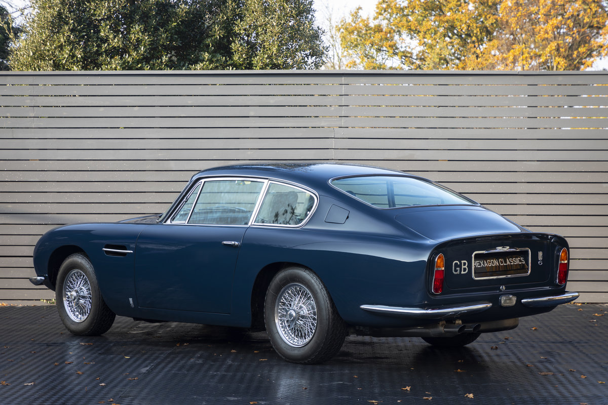 1967 Aston Martin DB6 AUTOMATIC SOLD (picture 2 of 24)