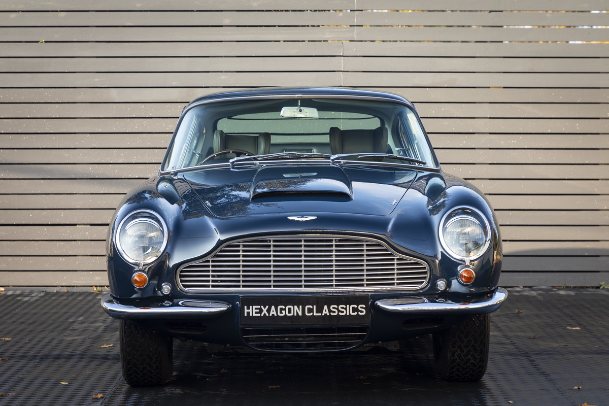 1967 Aston Martin DB6 AUTOMATIC SOLD (picture 4 of 24)