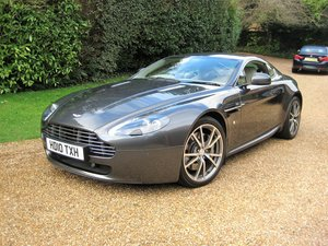 2010 Aston Martin Vantage 4.7 V8 Sportshift With Only 25k Miles SOLD