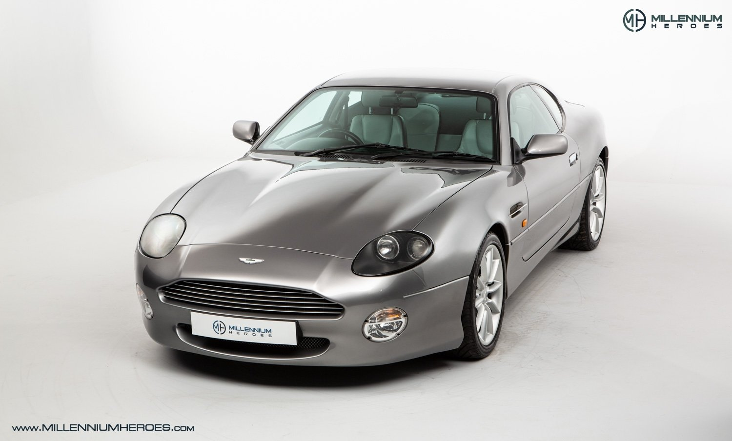 2000 ASTON MARTIN DB7 5.9 VANTAGE  For Sale (picture 2 of 24)