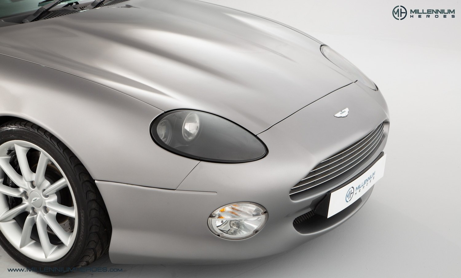 2000 ASTON MARTIN DB7 5.9 VANTAGE  For Sale (picture 7 of 24)