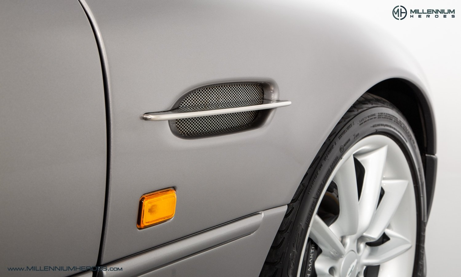 2000 ASTON MARTIN DB7 5.9 VANTAGE  For Sale (picture 8 of 24)