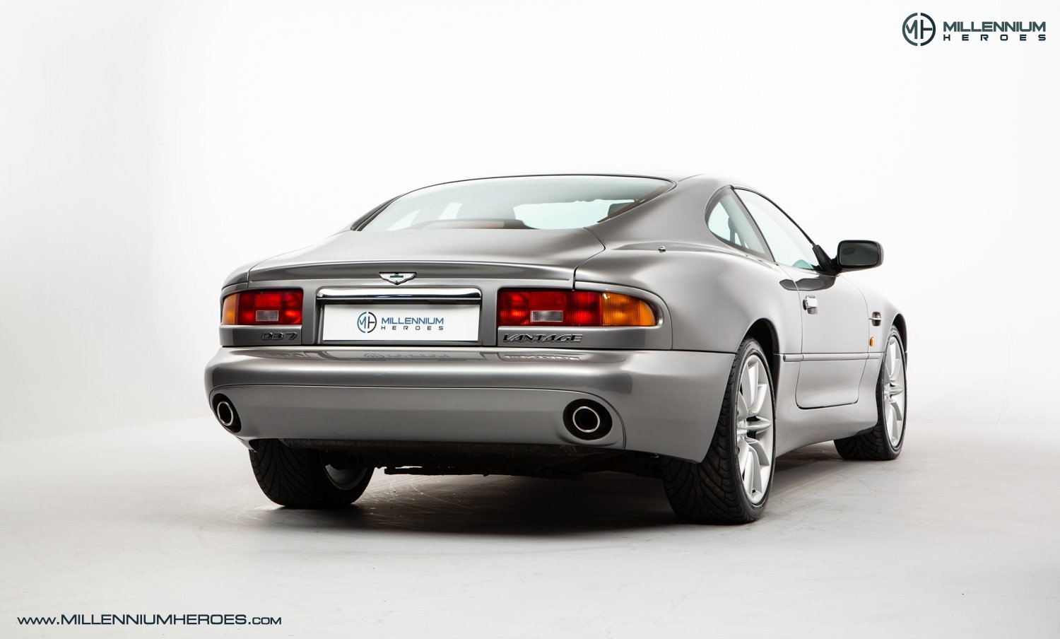 2000 ASTON MARTIN DB7 5.9 VANTAGE  For Sale (picture 10 of 24)