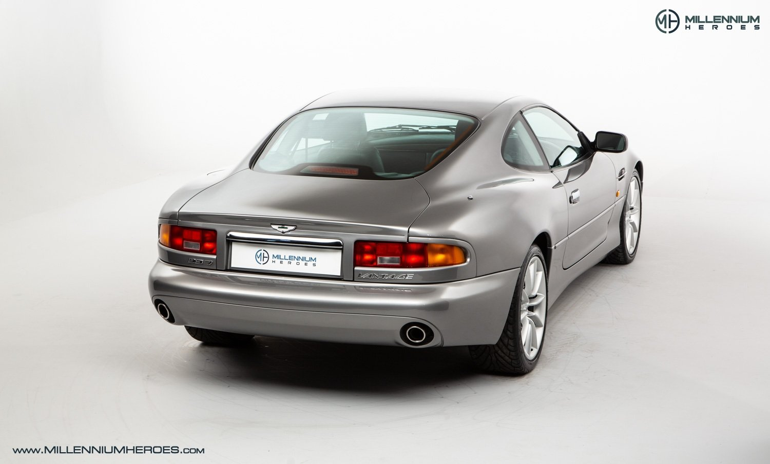 2000 ASTON MARTIN DB7 5.9 VANTAGE  For Sale (picture 11 of 24)
