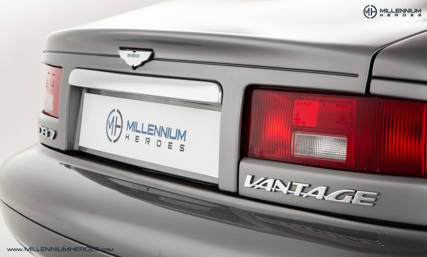 2000 ASTON MARTIN DB7 5.9 VANTAGE  For Sale (picture 13 of 24)