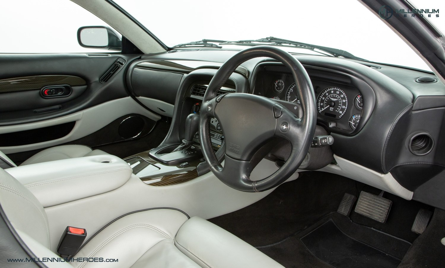 2000 ASTON MARTIN DB7 5.9 VANTAGE  For Sale (picture 15 of 24)