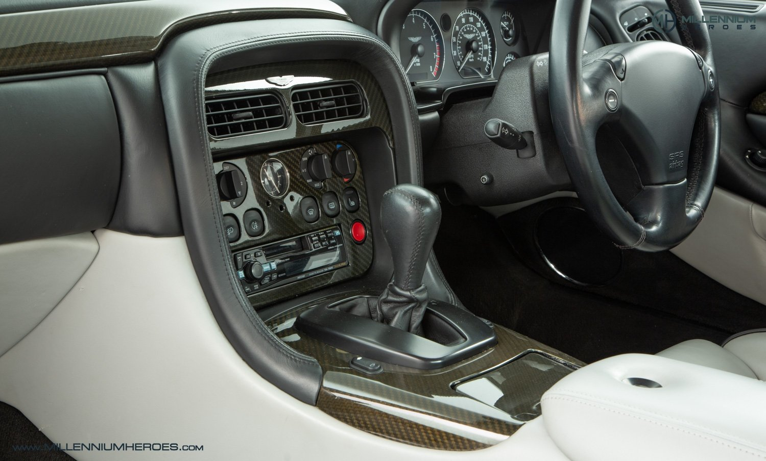 2000 ASTON MARTIN DB7 5.9 VANTAGE  For Sale (picture 17 of 24)