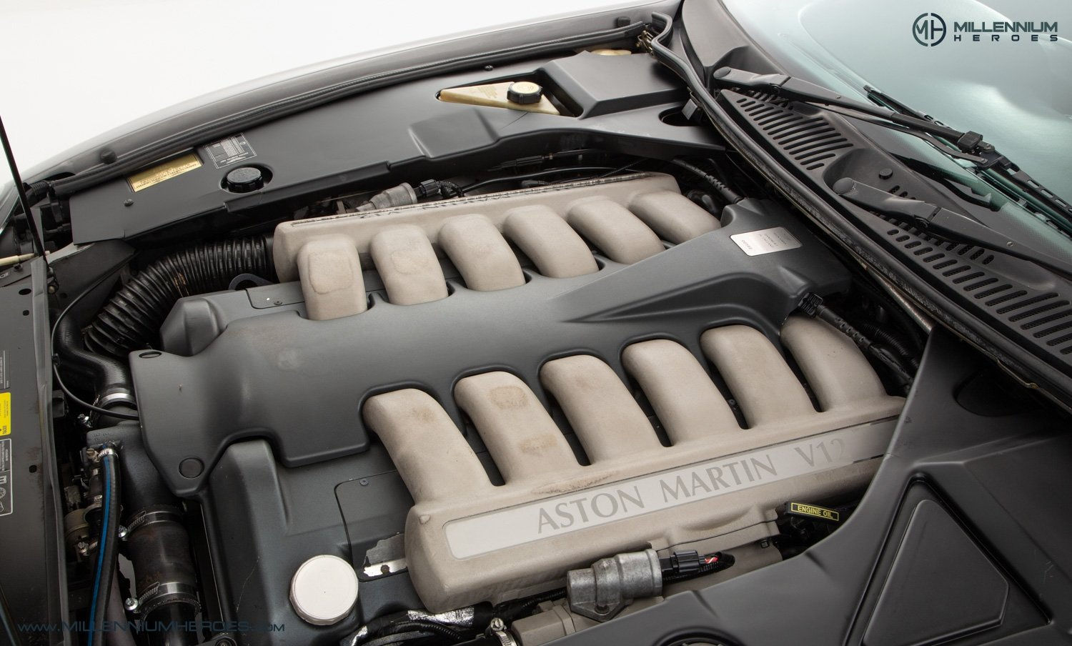 2000 ASTON MARTIN DB7 5.9 VANTAGE  For Sale (picture 19 of 24)