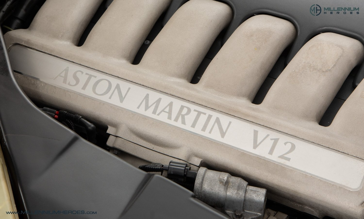 2000 ASTON MARTIN DB7 5.9 VANTAGE  For Sale (picture 20 of 24)