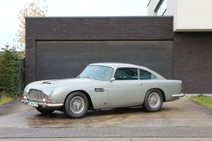 Aston Martin DB5 Coupé 1965 Factory LHD & 5-speed ZF