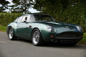 1960 Aston Martin DB4 GT Zagato Race Car For Sale