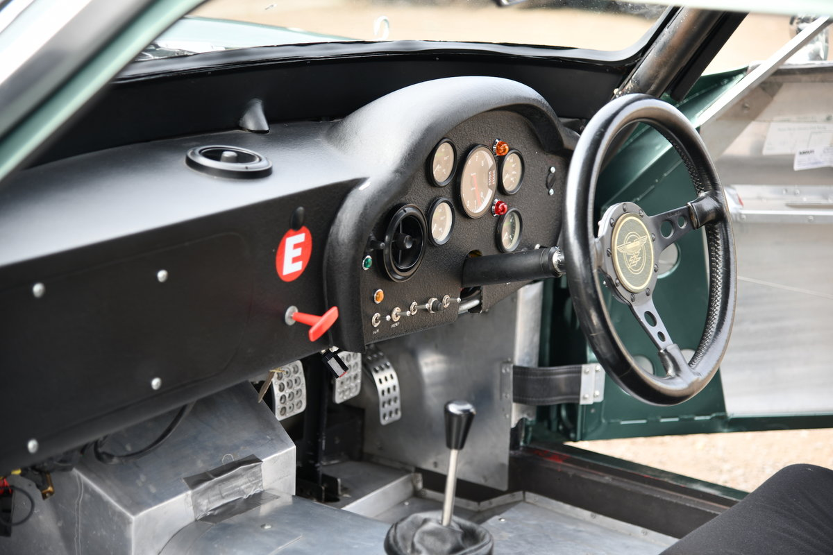 1960 Aston Martin DB4 GT Zagato Race Car For Sale (picture 2 of 6)