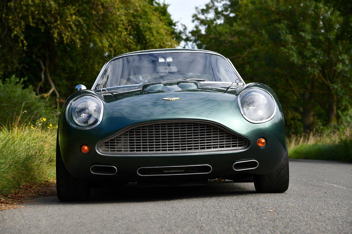 1960 Aston Martin DB4 GT Zagato Race Car For Sale (picture 3 of 6)