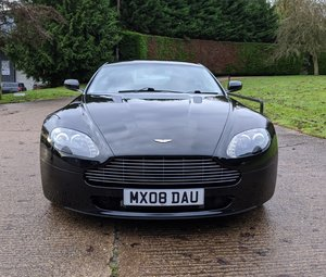Aston Martin V8 Vantage - immaculate and low mileage