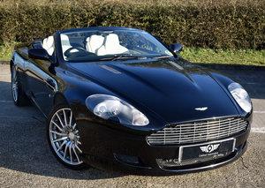 2006 Aston Martin DB9 Volante Seq - Full Service History