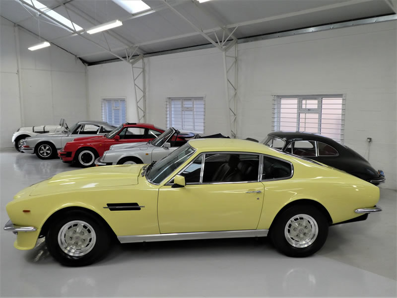 1978 Aston Martin V8 Series 3 For Sale (picture 3 of 6)