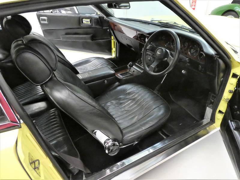 1978 Aston Martin V8 Series 3 For Sale (picture 5 of 6)